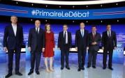Candidats de la primaire à droiteen débat: courage, fuyons la vraie question, celle des frontières!