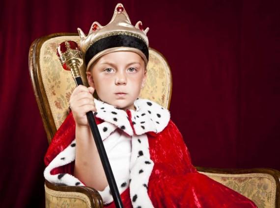 Enfant roi Politiquement correct