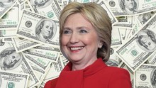 Double  discours: ce que Hillary Clinton a dit à Goldman Sachs dans ses conférences à 675.000 dollars
