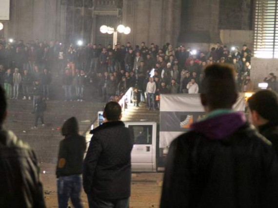 Migrants Cologne agressions sexuelles absentes statistiques policières