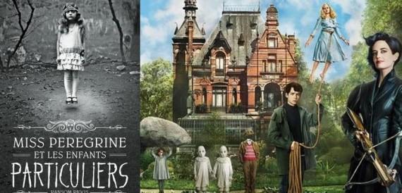 Miss Peregrine enfants particuliers fantastique film