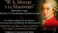 Au sanctuaire marial de Montserrat, en Catalogne, une conférence sur Mozart et la franc-maçonnerie