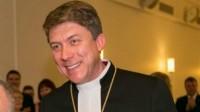 L'archevêque Urmas Viilma, chef de l'Eglise évangélique luthérienne d'Estonie.