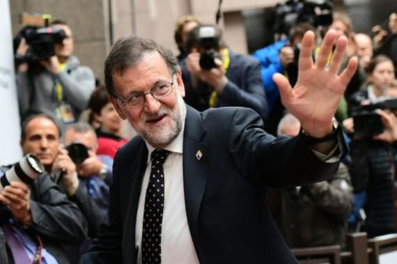 Podemos abstention socialiste Mariano Rajoy gouvernement Espagne