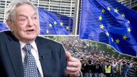 Pyramide de Ponzi: Soros conseille à l'Europe un emprunt de 30 milliards par an pour financer l'immigration de masse