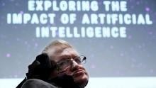 Stephen Hawking:«L'intelligence artificielle pourrait développer sa propre volonté, en conflit avec la nôtre»