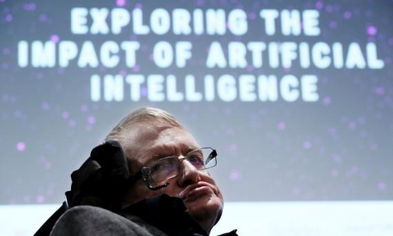 Stephen Hawking intelligence artificielle volonté conflit
