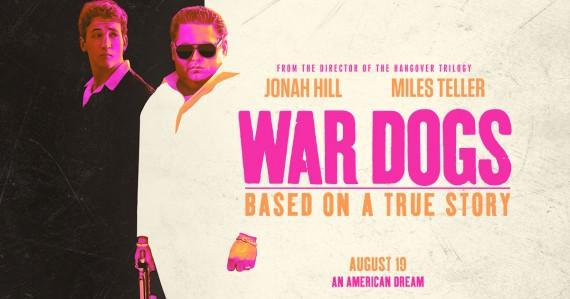 War dogs comédie film