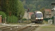 Ligne ferroviaire en Auvergne