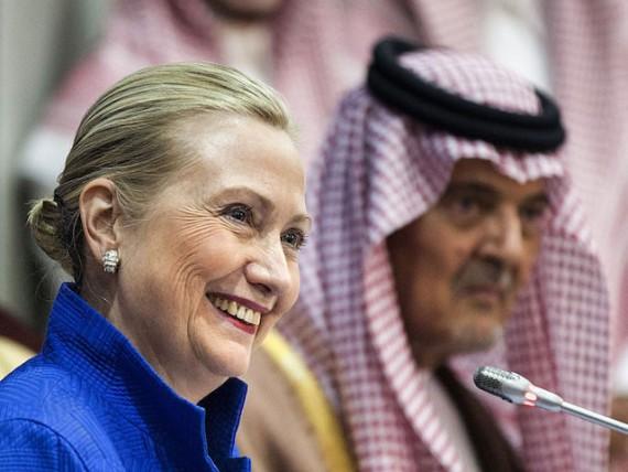 courriels Clinton Arabie saoudite Qatar finançaient Etat islamique