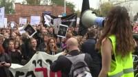 La fronde violente contre l'interdiction de l'avortement en Pologne aurait été orchestrée et financée de l'étranger
