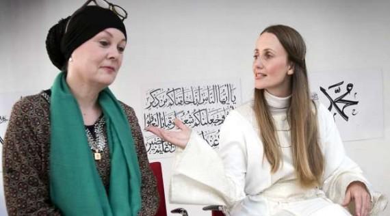 mosquée féministe Danemark supercherie