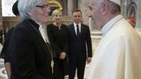La rencontre du pape François avec l'Eglise luthérienne sur fond d'intercommunion