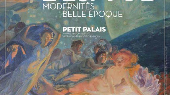Albert Besnard Modernité Belle Epoque peinture Exposition