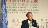 Avant de quitter son poste, Ban Ki-moon veut faire proscrire les subventions aux énergies fossiles