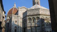 Florence, place du Dôme