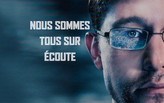 Snowden drame historique film cinéma