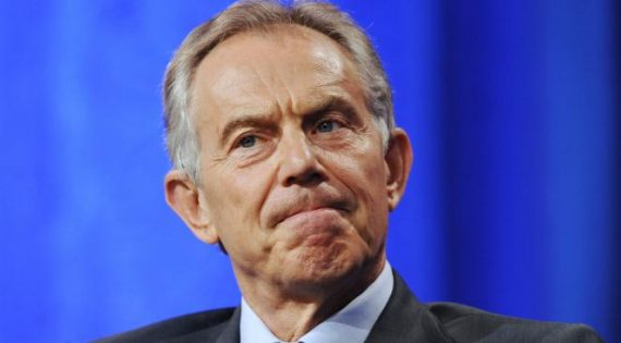 Tony Blair retour politique pro Brexit ravis