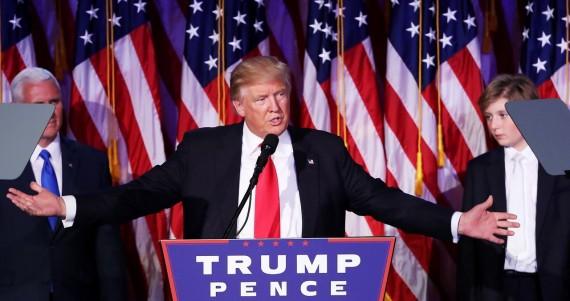 Trump Président Victoire Petits Blancs Mondialisme KO Debout