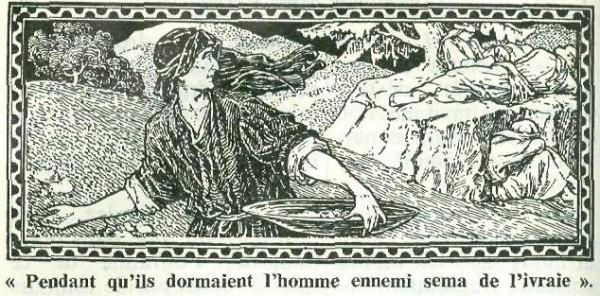 bon grain ivraie sermon abbé Beauvais