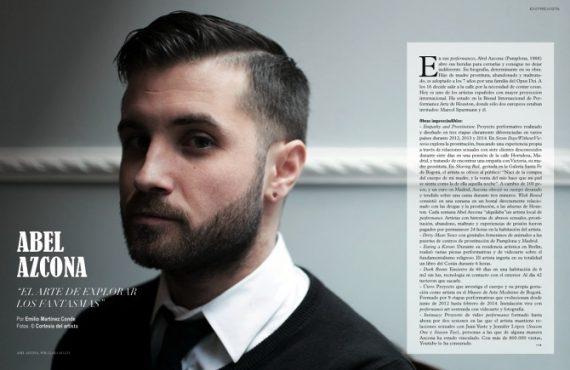 classement sans suite plaintes contre profanateur Abel Azcona Pampelune