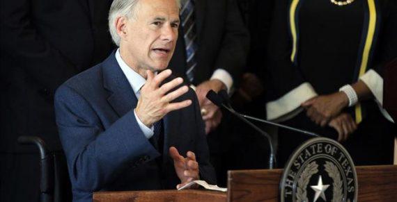 gouverneur Texas loi villes sanctuaires