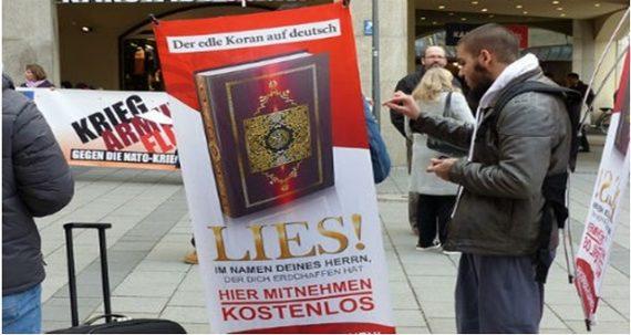 ministre autrichien affaires étrangères veut interdire distribution Coran