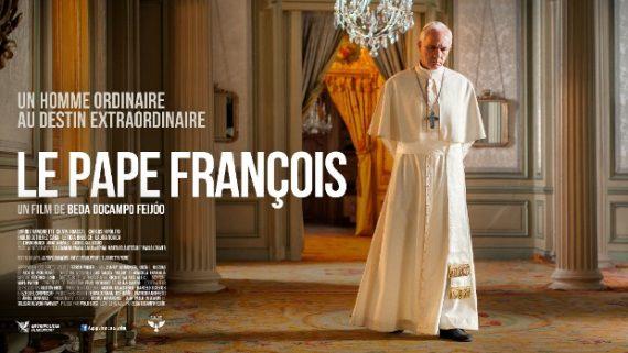 pape François drame historique film biopic cinéma