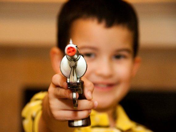 pistolets plastique interdits Baltimore
