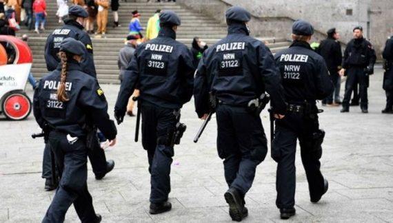 Allemagne mobilisation policiers rues Cologne Nouvel An