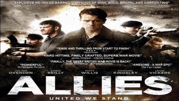 Alliés action drame historique film