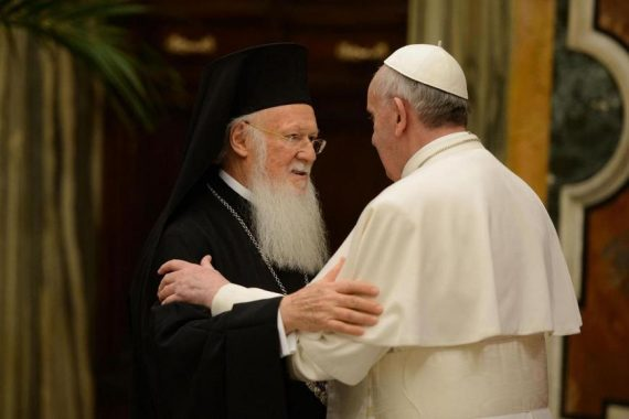Amoris laetitia patriarche orthodoxe Bartholomée défense pape François