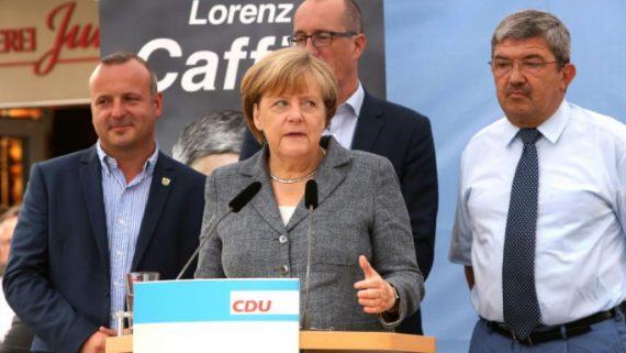 Angela Merkel interdiction voile intégral Immigration populistes