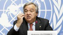 Antonio Guterres, nouveau secrétaire-général de l'ONU, veut l'ouverture des frontières de l'UE aux migrants