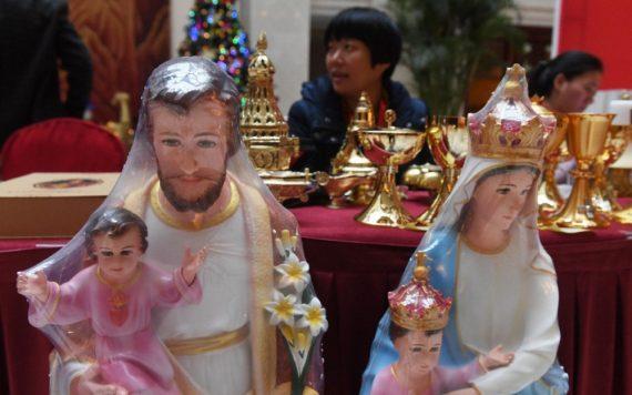 Assemblée catholiques Chine Vatican