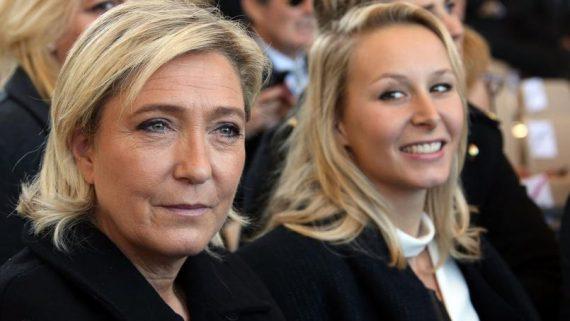 Avortement Marion Maréchal Le Pen Marine pas accord