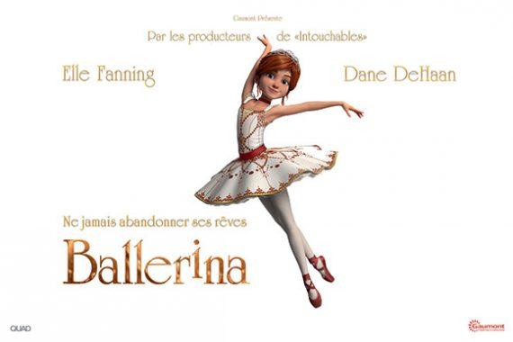 Ballerina conte enfants film animation