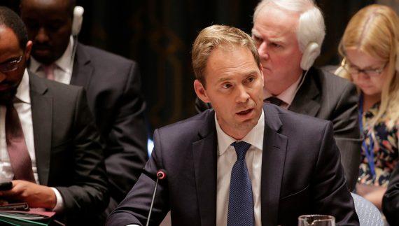 Nouveau devoir national changer attitude environnement ministre britannique