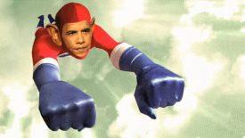 Obama Trump écrasé