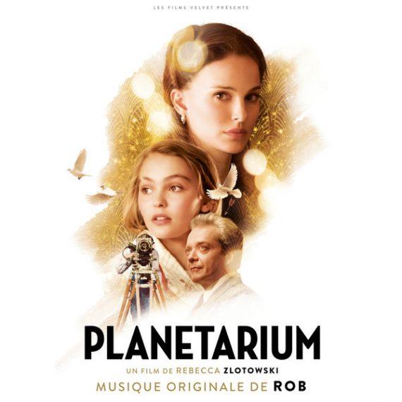 Planetarium drame historique film