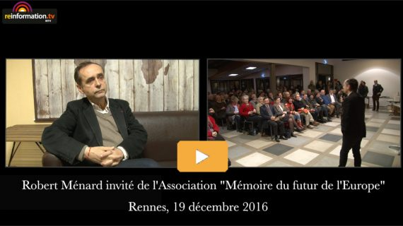 Robert Ménard livre Abécédaire France veut pas mourir