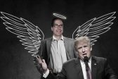 Le secrétaire au Trésor de Donald Trump est un ancien banquier de Goldman Sachs, Steven Mnuchin