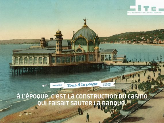 Tous plage architecture histoire sociale exposition