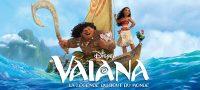 CONTE (ENFANTS)<br>Vaiana, la légende du bout du monde ♥♥