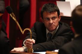 Valls élection présidentielle Franc maçonnerie