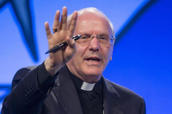 attaques islamistes religion secrétaire général conférence évêques Italie