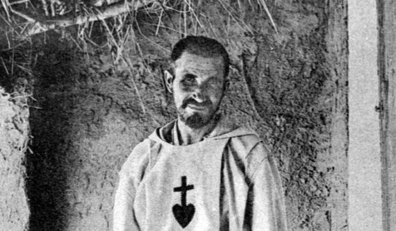 cent ans mort violente Charles Foucauld