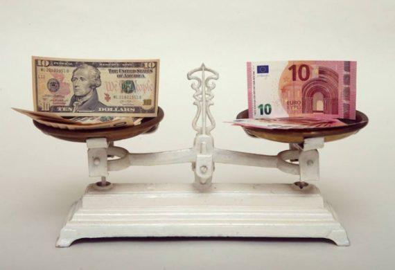 euro parité dollar