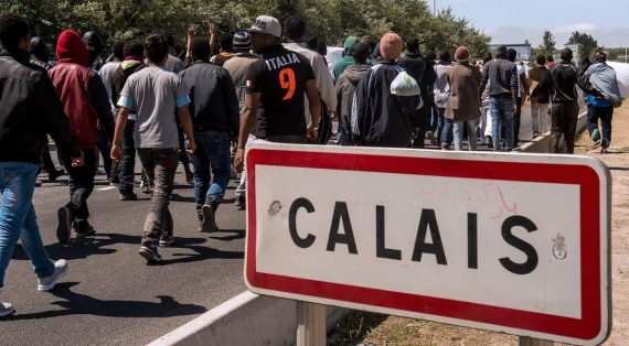 retour migrants Jungle Calais