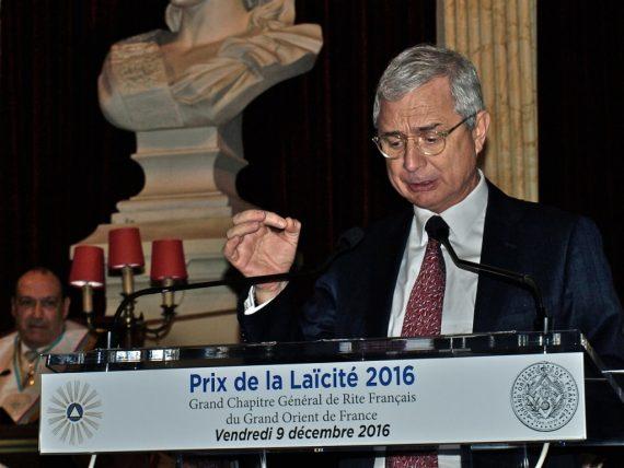 séparation Eglise Etat Franc maçonnerie laïcité Socialiste Anniversaire